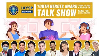 Talk Show:  Youth Heroes Award