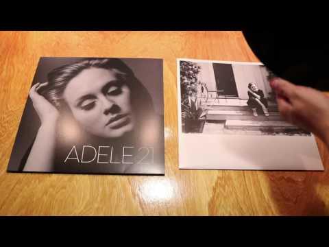 21 (Adele) - Vinyl Unboxing