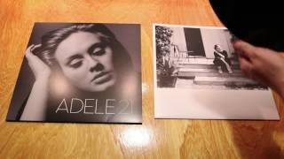 Baixar 21 (Adele) - Vinyl Unboxing