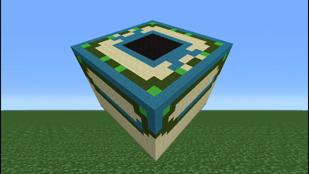 Minecraft Tutorial: How To Make An Ender Portal Frame - YouTube