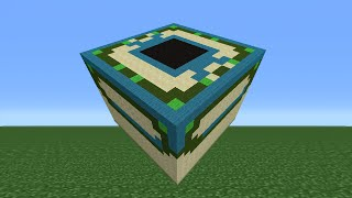 Minecraft Tutorial: How To Make An Ender Portal Frame