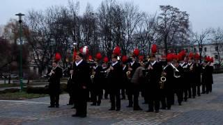 Orkiestra Górnicza Lubelskiego Węgla 'Bogdanka', Lublin, Plac Litewski