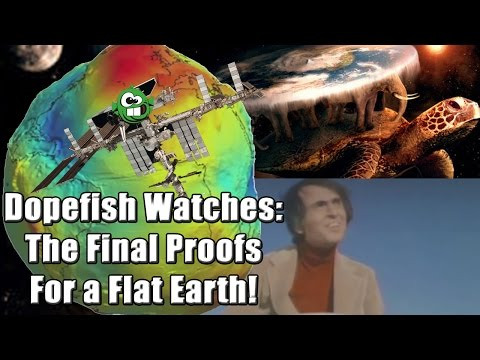 [Dopefish] Dopefish Watches The Final Proofs for a Flat Earth! (Part 3/3) thumbnail