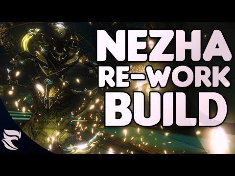 Warframe: Nezha Re-Work Details and New Build!
