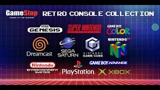 GameStop Accepting Retro Game Trade-Ins Nationwide - #CUPodcast