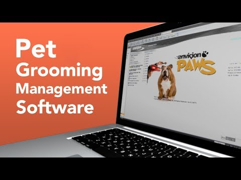 Envision Paws - Pet Groomer Software