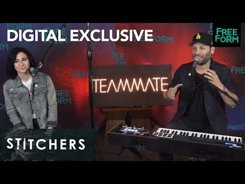 "Stitchers | TeamMate Live Performance – ""Until You Find Me"" | Freeform - Duur: 4:35."