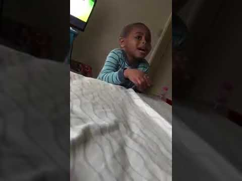 "MUST WATCH!!! Funny kid argues with his mom saying ""Do you think i have time this mama"""