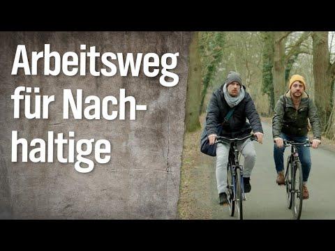 Zwei Nachhaltige Auf Dem Weg Zur Arbeit | Extra 3 | NDR