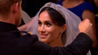 *Hot* The Royal Wedding Laughing! 2018  Prince Harry and Ms  Meghan Markle Are Married