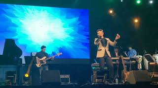 Armaan Mallik live in the Netherlands, tere sang yaara Airlift