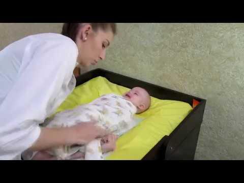 Как пеленать новорожденного в 3 пеленки