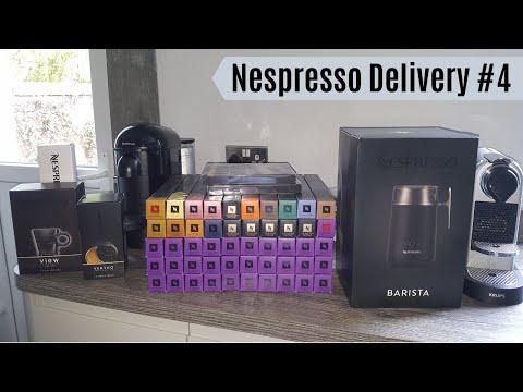 Nespresso Offer = Big Savings on Barista Recipe Maker   Plus Future Content Reveal!