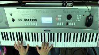 ME SANASTE KARI JOBE - Tutorial de Piano - Omarosvideo