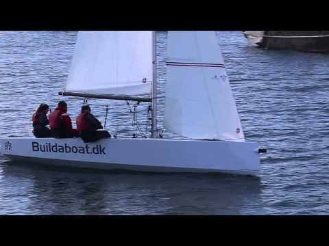 New danish performanceboat DB 22 build it your self
