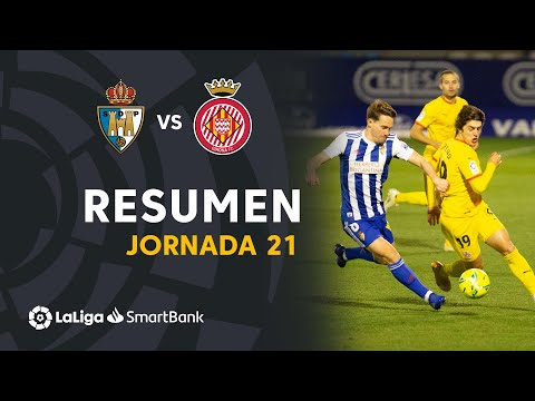 Ponferradina Girona Goals And Highlights