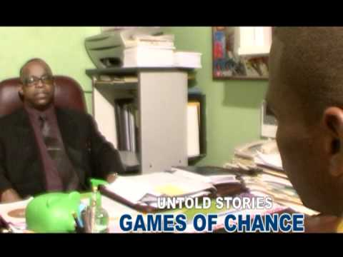 "Untold stories "" The games of Chance"""