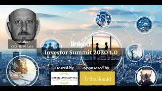Presenting Company H360 Labs Josh Alper, at  Linked Ventures Investor Summit