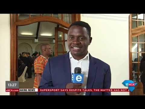 Ramaphosa hosts Diplomatic Corps in Pretoria