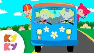 КУКУТИКИ - Мы поедем - Песенка мультик про лето для детей и малышей