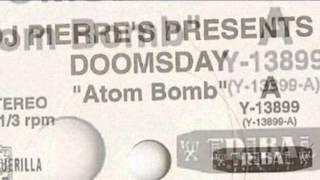 Doomsday - Atom Bomb (Atomic Wild Pitch Mix) 1993