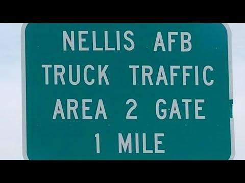 Nellis AFB (Area 2) Nuclear warheads???