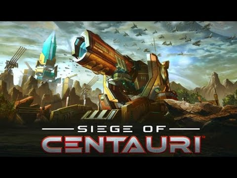 Siege of Centauri Game Play Walkthrough / Playthrough  