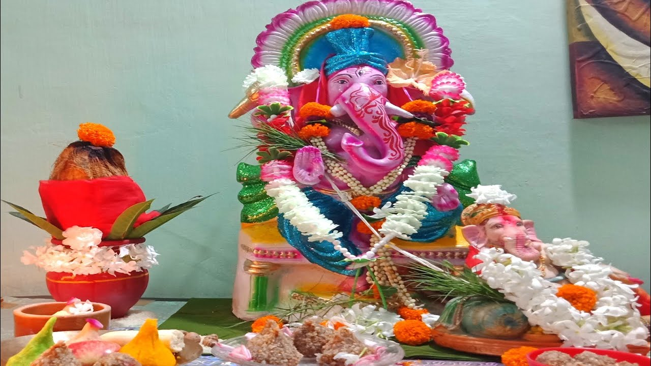 Download Ganesh Ji Ki Puja Vidhi   Ganesh Pooja At Home   Ganesh Chaturthi Puja Vidhi   Ganpati Sthapana