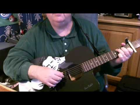 Guitar Lesson - Peggy-O - Simon & Garfunkel