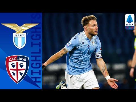 Lazio Cagliari Goals And Highlights