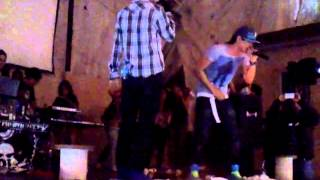 Mc aese ft Romo One-dile que. En Cuernavaca 01/12/
