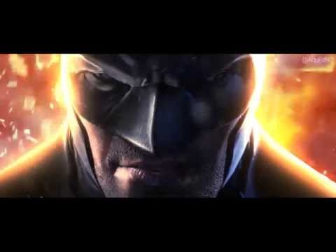 (FanClip) Batman - Arkham Legacy (Batman feat Eminem)