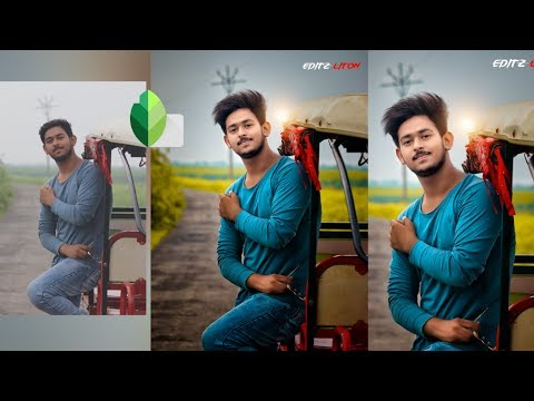 Snapseed Stylish photo editing tutorial   CB editing tutorial best tricks