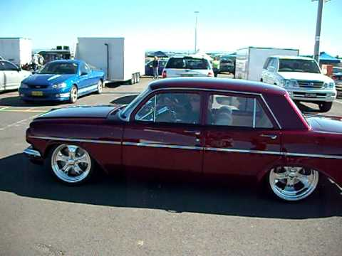 Justin Gardner S V8 1964 Holden Eh Avi Youtube