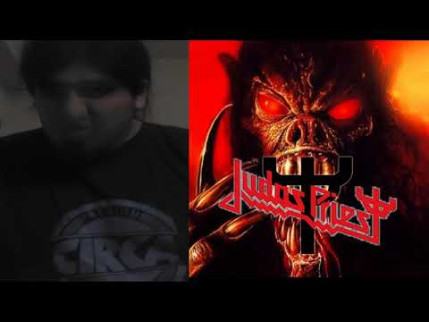 Judas Priest - Nightcrawler (Vocal Cover)