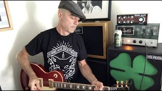 Flogging Molly - The Likes of You Again (Guitar Lesson)