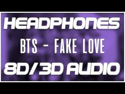 BTS (방탄소년단) 'FAKE LOVE' (8D AUDIO & 3D AUDIO) 😍🎧