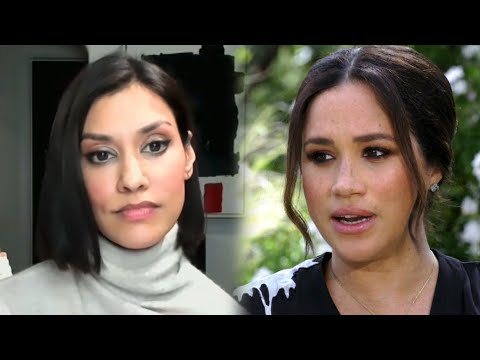 Meghan Markle's Friend Janina Gavankar Says 'Emails and Texts' Support Oprah Interview Claims