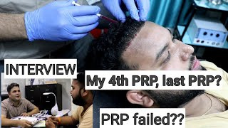 PRP Treatment in Gurgaon, Delhi NCR | Best PRP result | Best Hair Transplant in India ( Hindi )