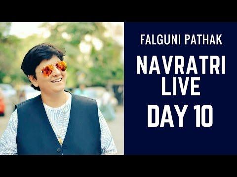 Pushpanjali Navratri with Falguni Pathak : Day 10