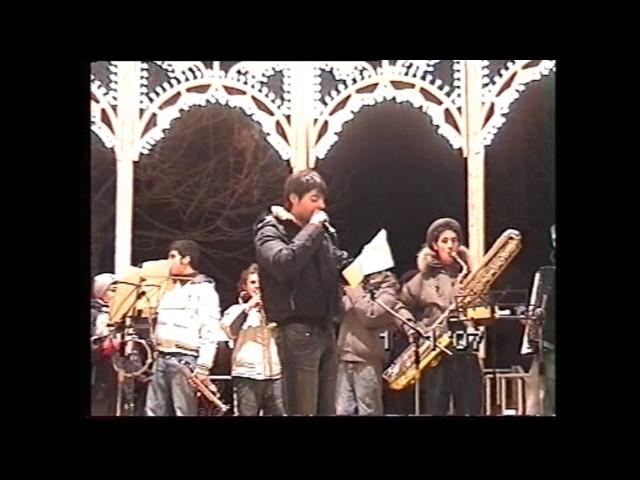 Gambatesa maitunat 1-1-2007: canzone