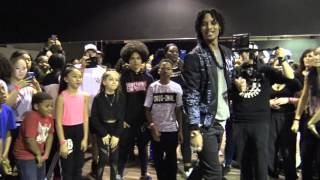 LES TWINS PHILLY WORKSHOP DANCE CIRCLE HIGHLIGHTS 2016 FT.LIL