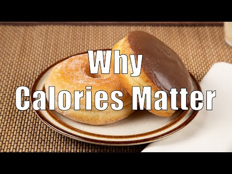 Why Calories Matter (700 Calorie Meals) DiTuro Productions