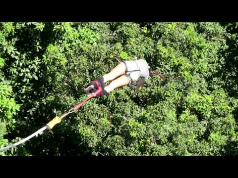 My Bungee Jump in Cairns