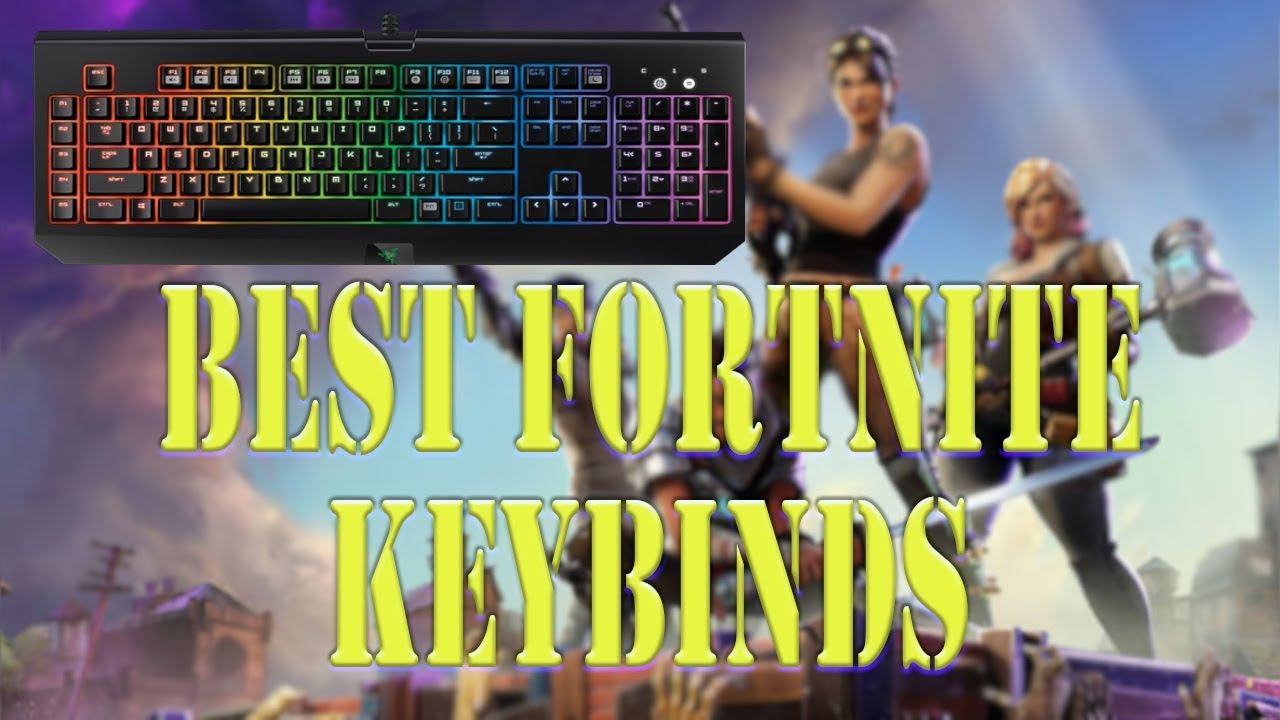 best fortnite pc settings