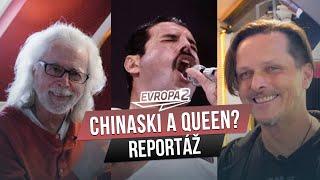 CHINASKI nahrávají novou desku s producentem kapely QUEEN! (studiová reportáž)