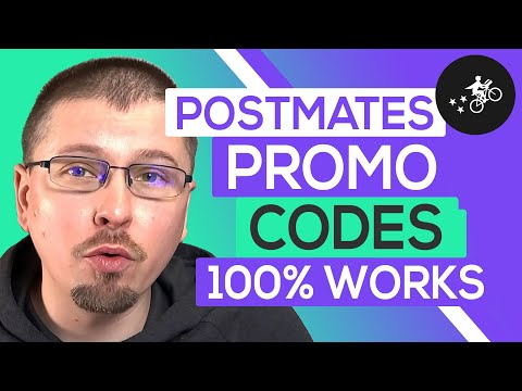 💰 Postmates Promo Code 2020 Discount Coupon (100% Works) 🍔 - Видео онлайн