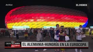 EL ALEMANIA HUNGRÍA EN LA EUROCOPA