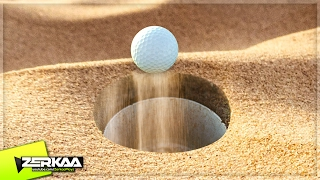 GOLF IN THE DESERT! (Golf with Your Friends)