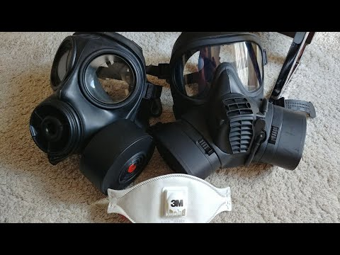 Respirators & Gas Masks: What You Need To Know
